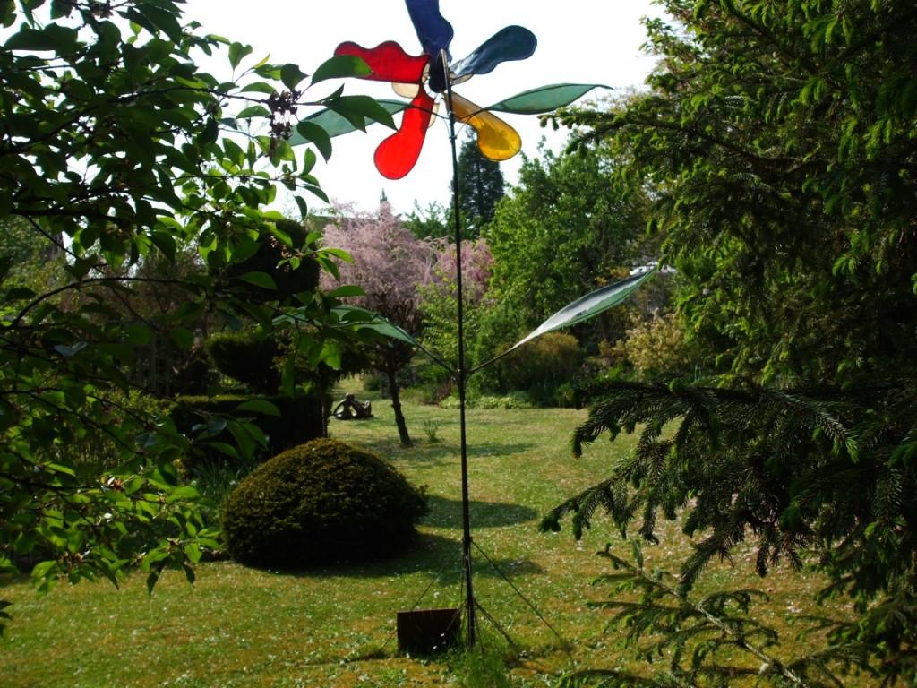 la fleur qui sème l'art - Marco Minussi
